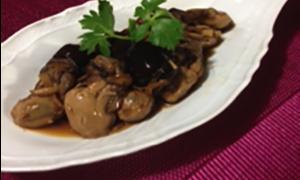 牡蠣の薬膳しぐれ煮の作り方