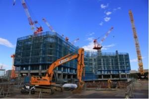 ビル建設イメージ