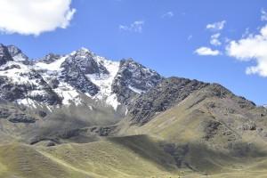 アンデス山脈の写真