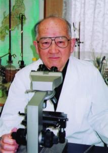 高橋博士の写真