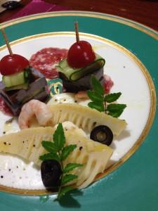 タケノコのイタリアンサラダ