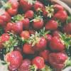 旬のいちごを食べて肌もおなかもキレイになろう!