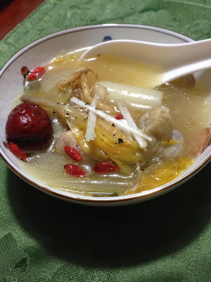 薬膳スープ